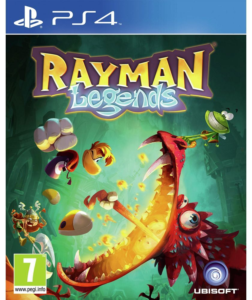 Buy Rayman Legends PS4 Game at Argos.co.uk Your Online