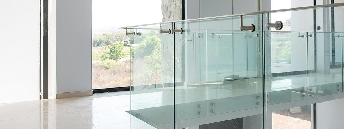 Toughened Clear Glass Balustrade Panels Frameless Glass Balustrade Glass Balustrade Laminated Glass