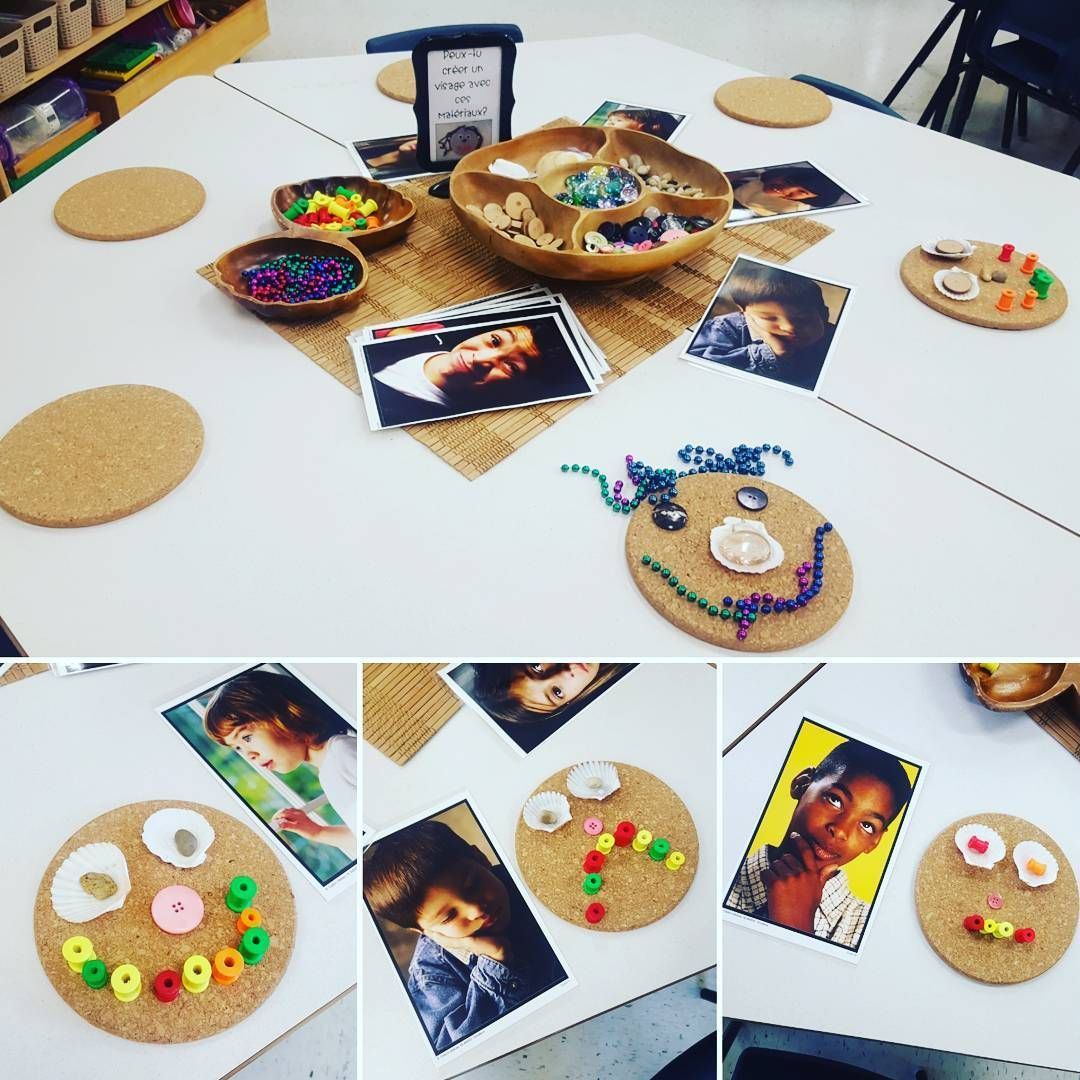 This Week We Put Out A Loose Parts Provocation Focusing