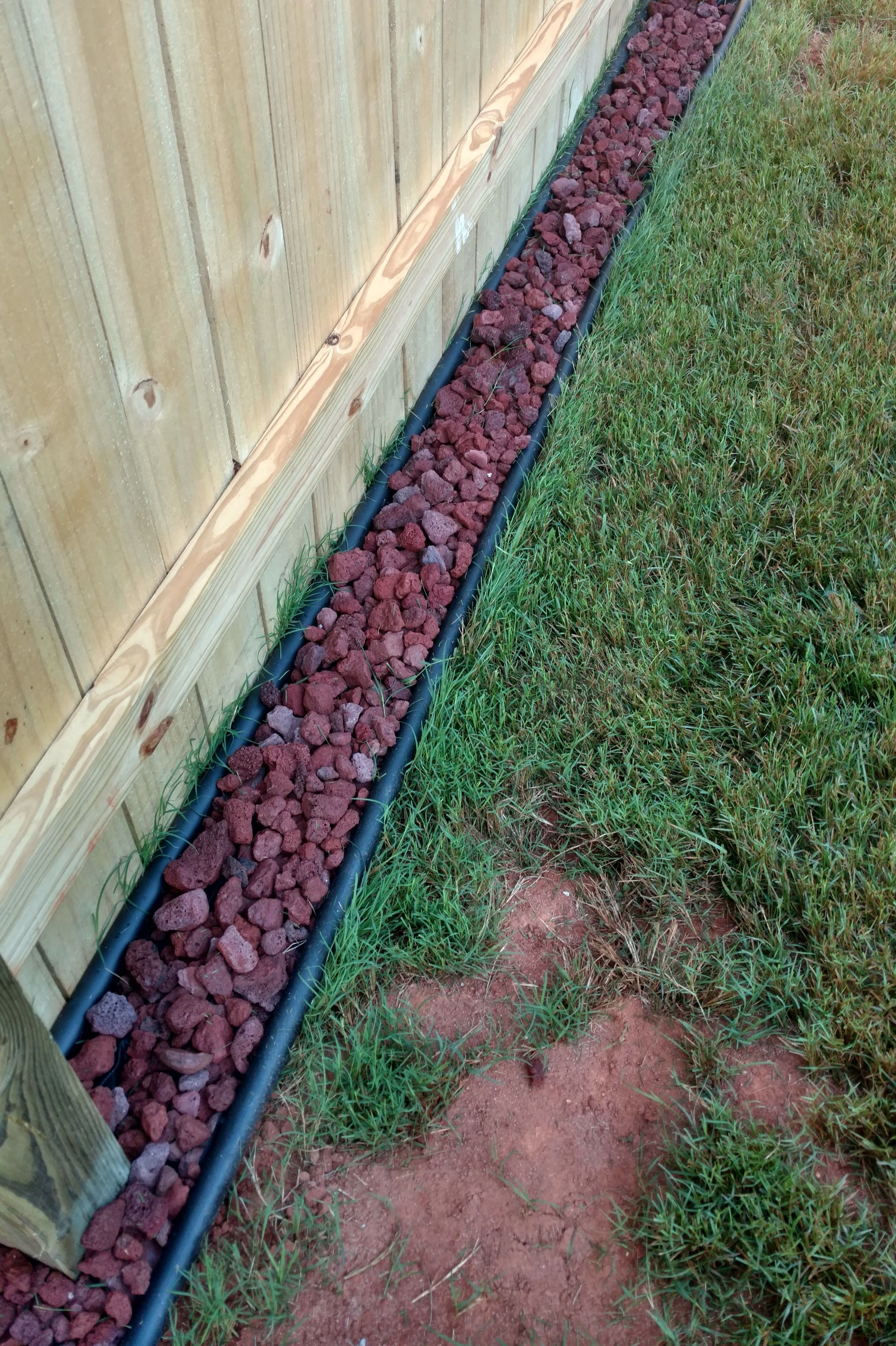 Shop Blue Hawk 20 Ft Black Plastic Landscape Edging Roll At Lowes Com This Stuff Was Easy To Use And Turn With Images Plastic Landscape Edging Landscape Edging Landscape