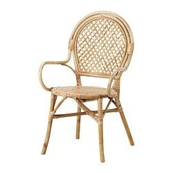 Charmant ÄLMSTA Chair   Rattan   IKEA $100 Paint Middle Of Back And Seat