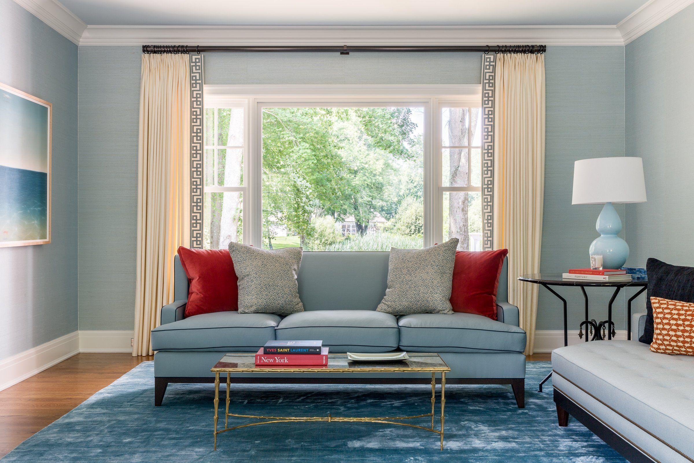 Emily Tucker Design Inc Luxury elegant and beautiful living room
