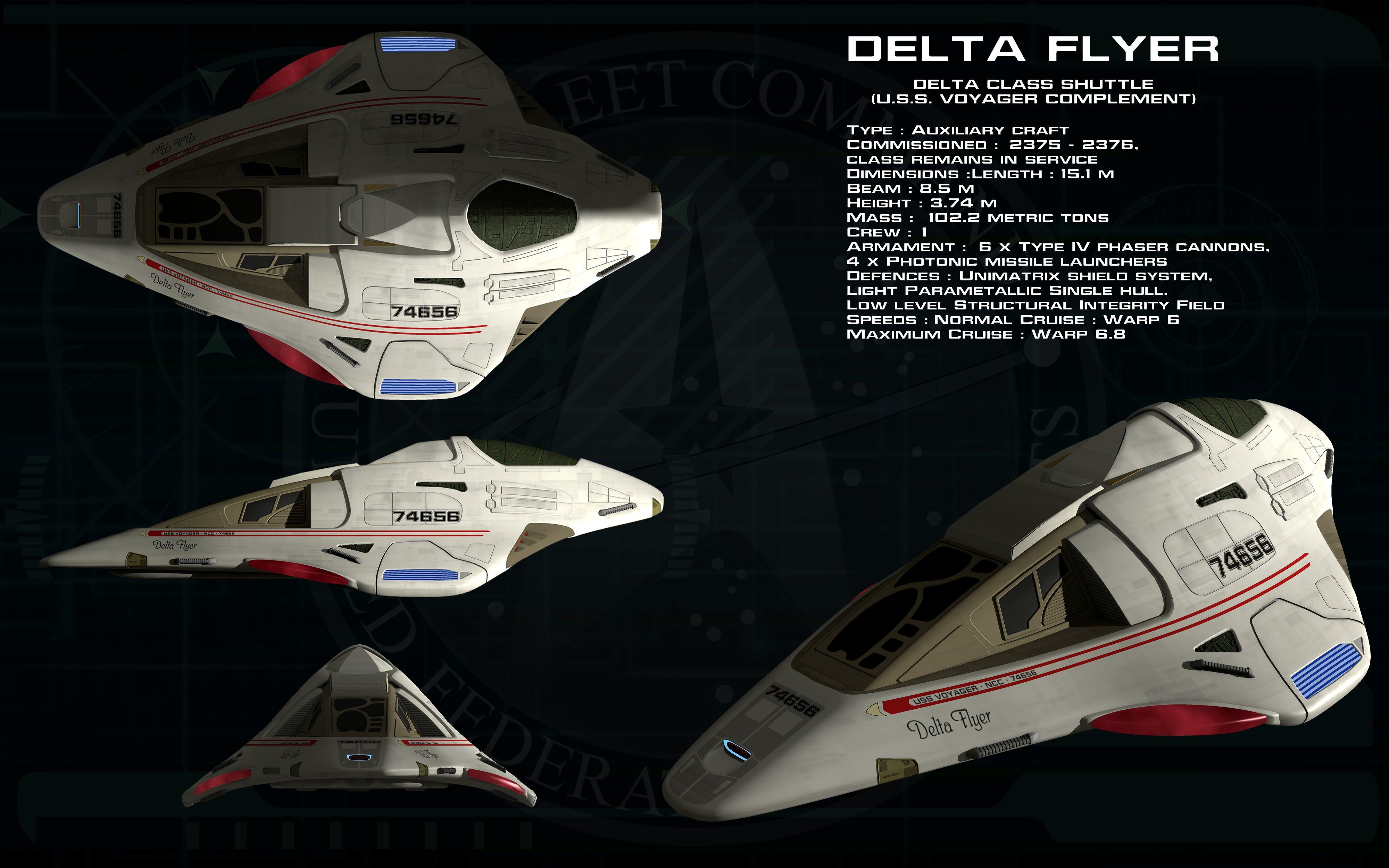 Delta Flyer Schematics Star Trek Engineering Images This Pinterest And