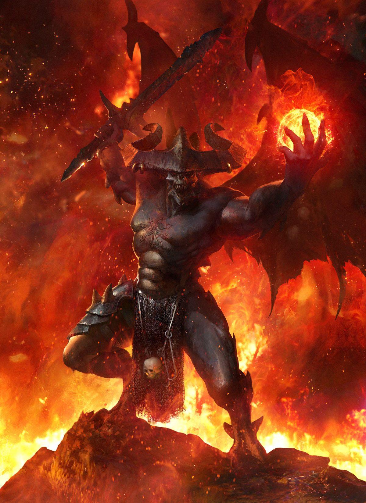 Demon in book 4 belakor the dark master by agnidevi