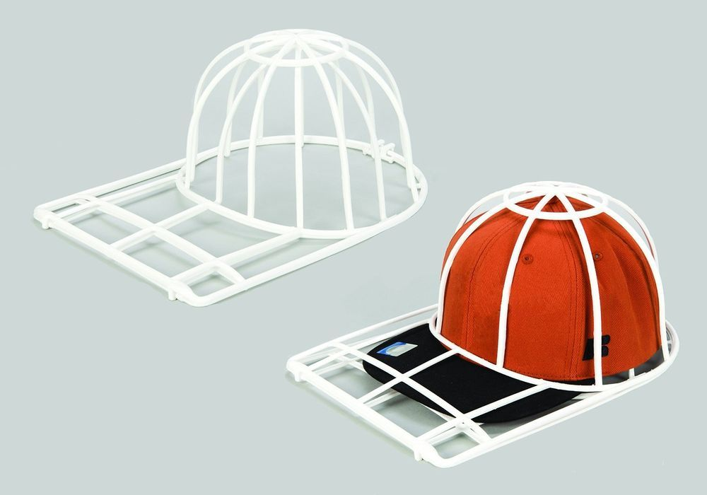 Cap Washing Cage Baseball Ballcap Hat Cleaner Frame Shaper Drying Rack Usa Made How To Clean Hats How To Wash Hats Wash Baseball Cap