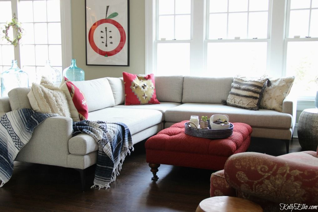 My New Sectional Sofa And Buying Tips Comfortable Sectional Sofa Comfortable Sectional Sofa Buying Guide