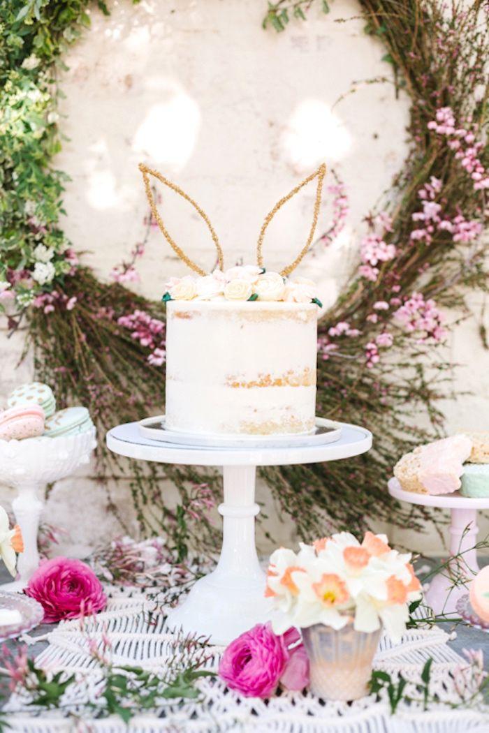 Floral Easter Brunch | Kara's Party Ideas