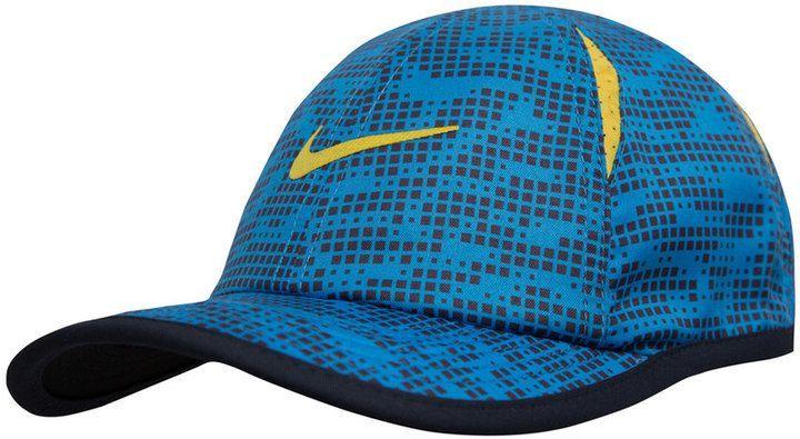 Nike Baby Boy Dri-FIT Printed Feather Light Cap  6564c1781b44