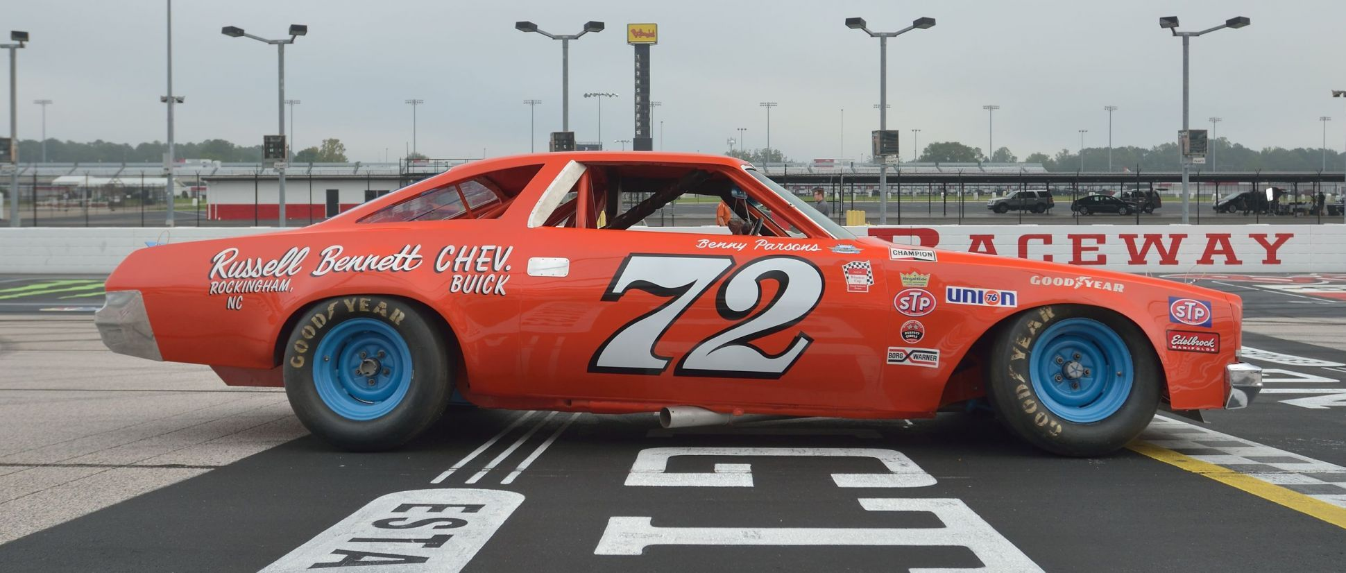 Benny Parsons' 1973 NASCAR Winston Cup championship