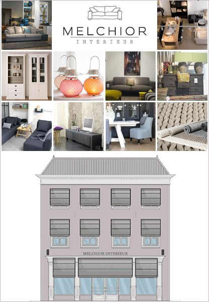 MELCHIOR INTERIEUR is well acquainted with furnishing homes for ...