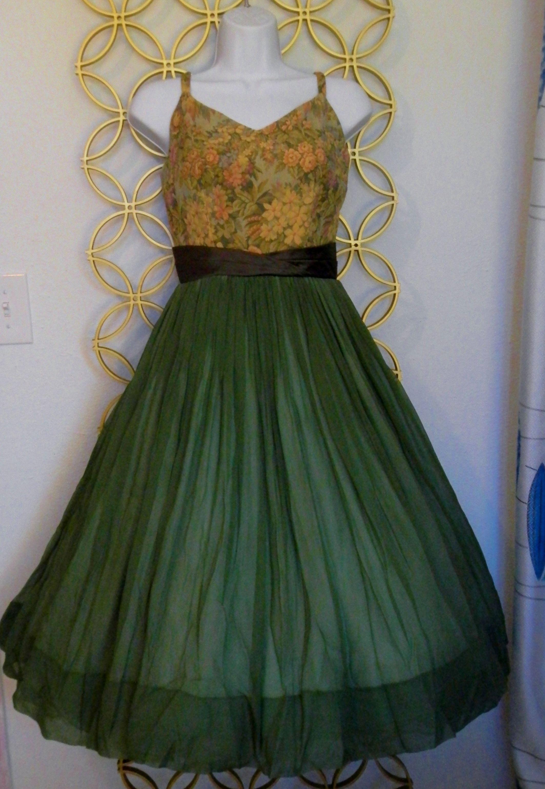 Super cool vintage party dress my style pinterest vintage