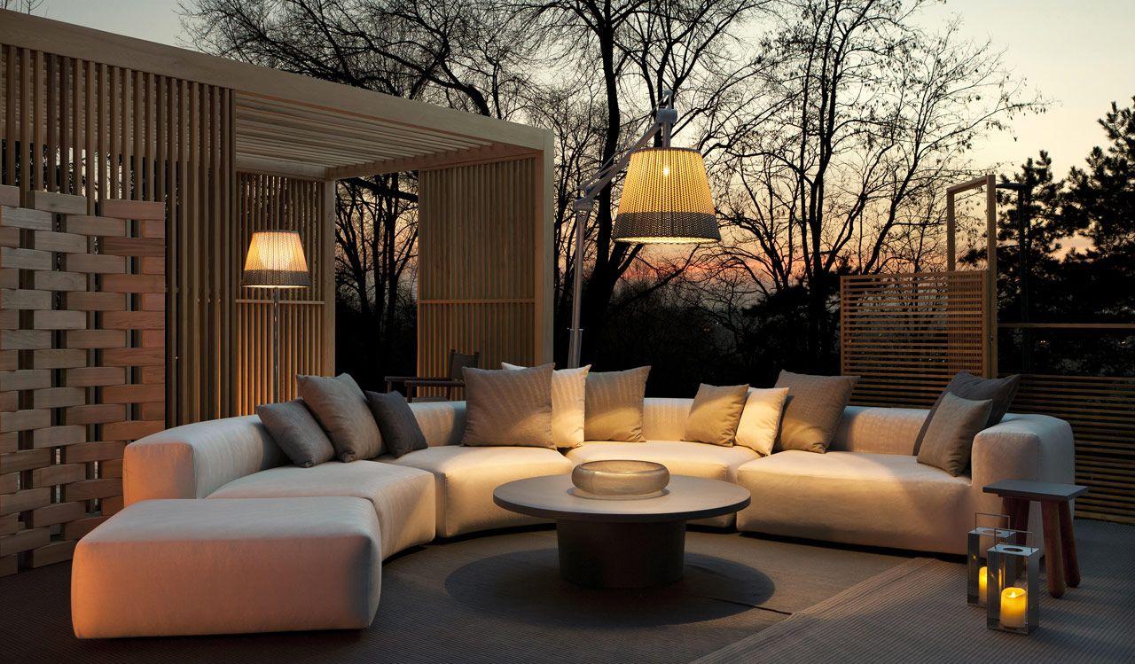 Salotti Allaperto : Montecarlo lounge sofa exteta interiors pinterest