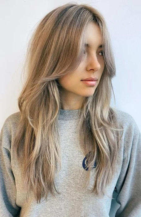 25 Stunning Long Layered Hairstyles for Women Gallery