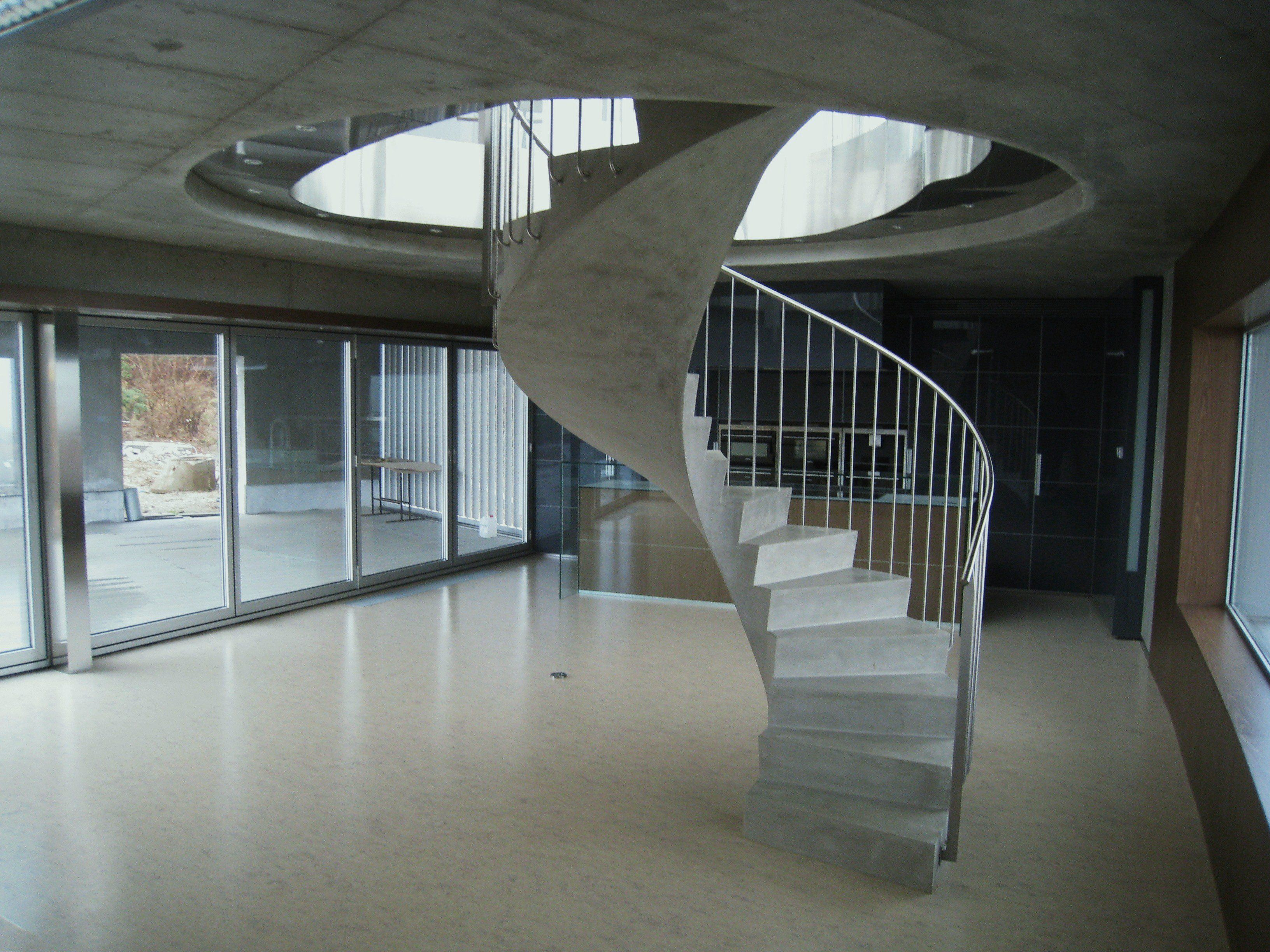 Best Image Result For Concrete Spiral Staircase Concrete 400 x 300