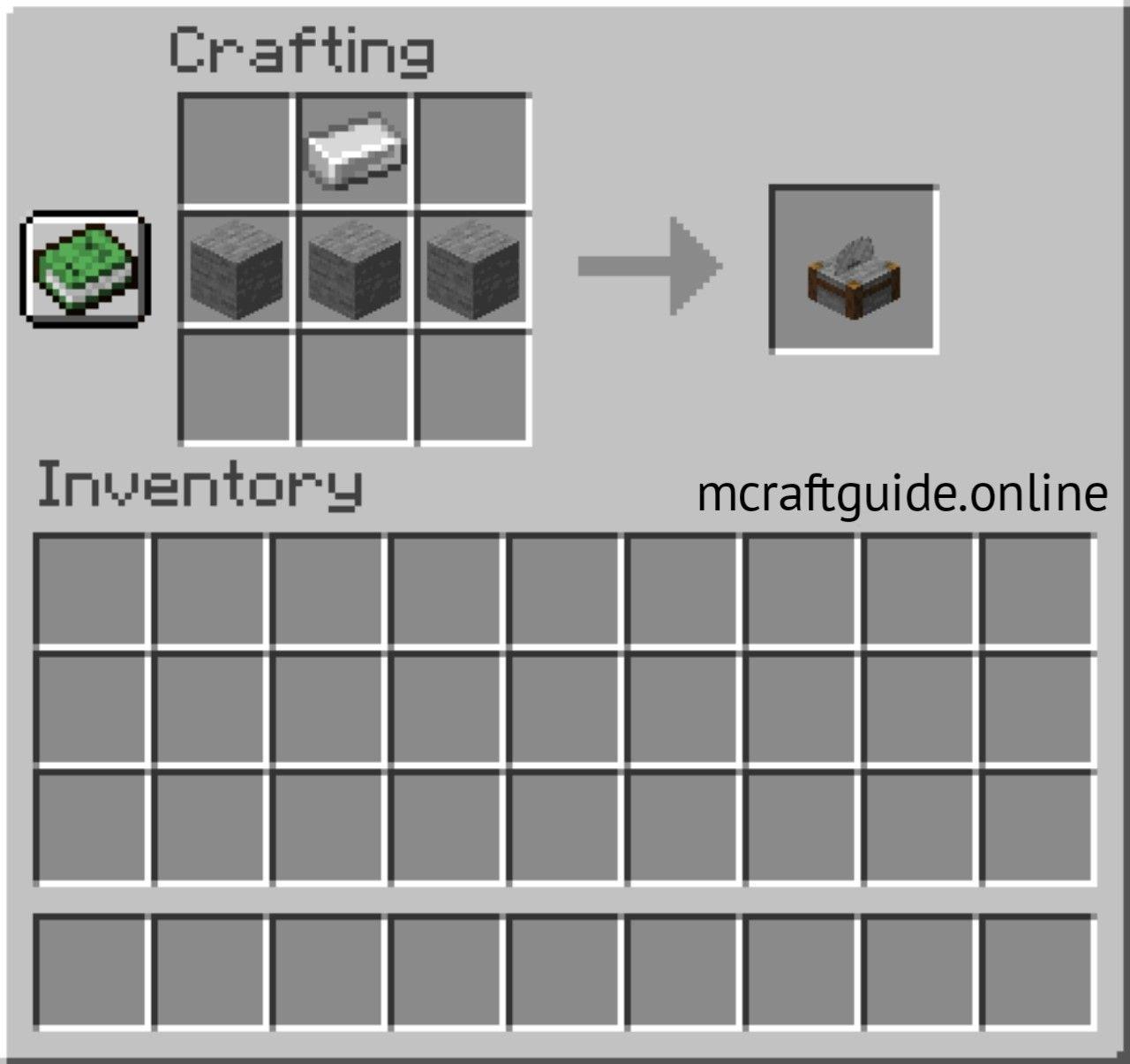 Pin on Minecraft Recipe