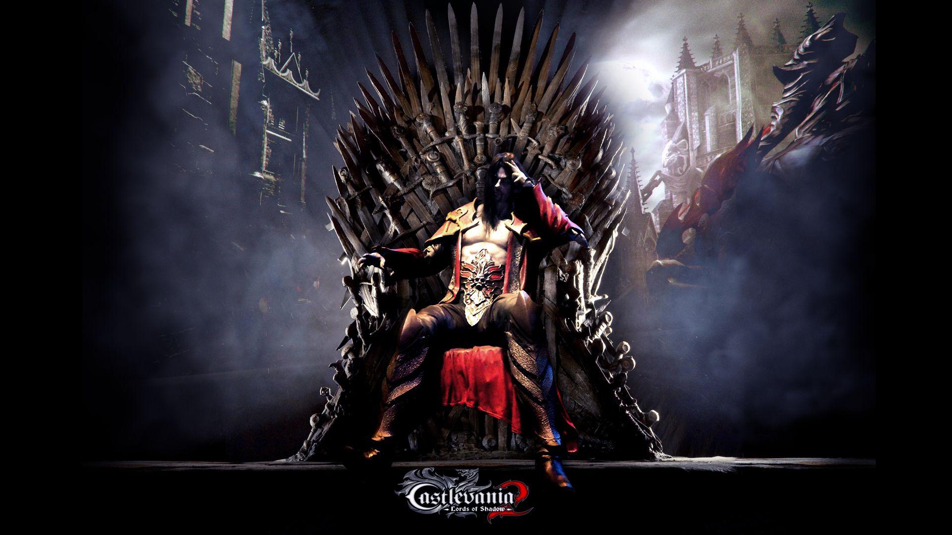 Video Game Castlevania Lords Of Shadow 2 Wallpaper Castlevania