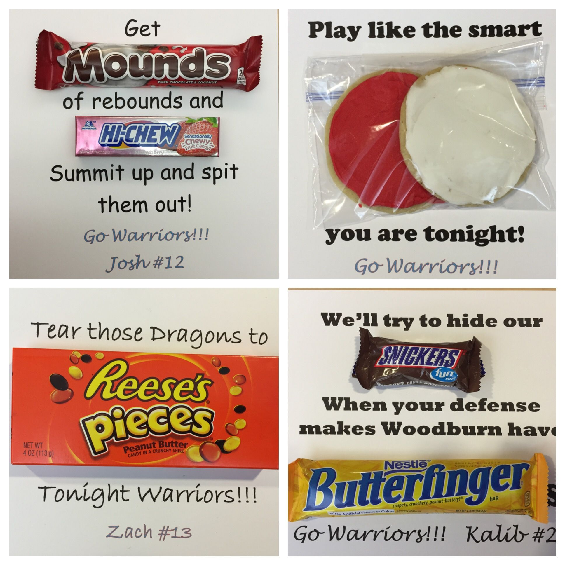 Sports Basketball Candy Saying Candy Bar Sayings Candy Quotes Sports Candy