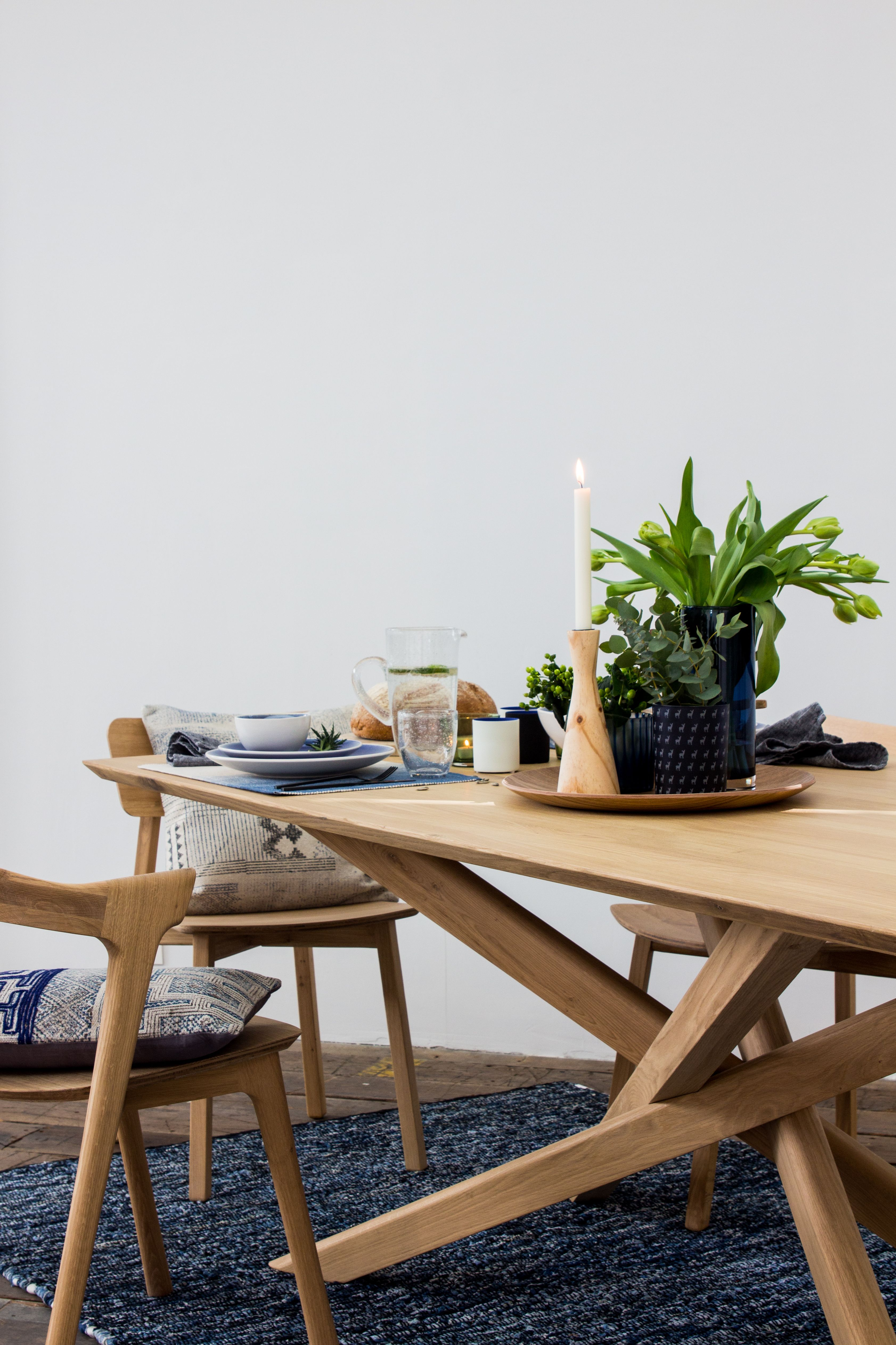 Oak Mikado Dining Table Dining Table Dining Room Table