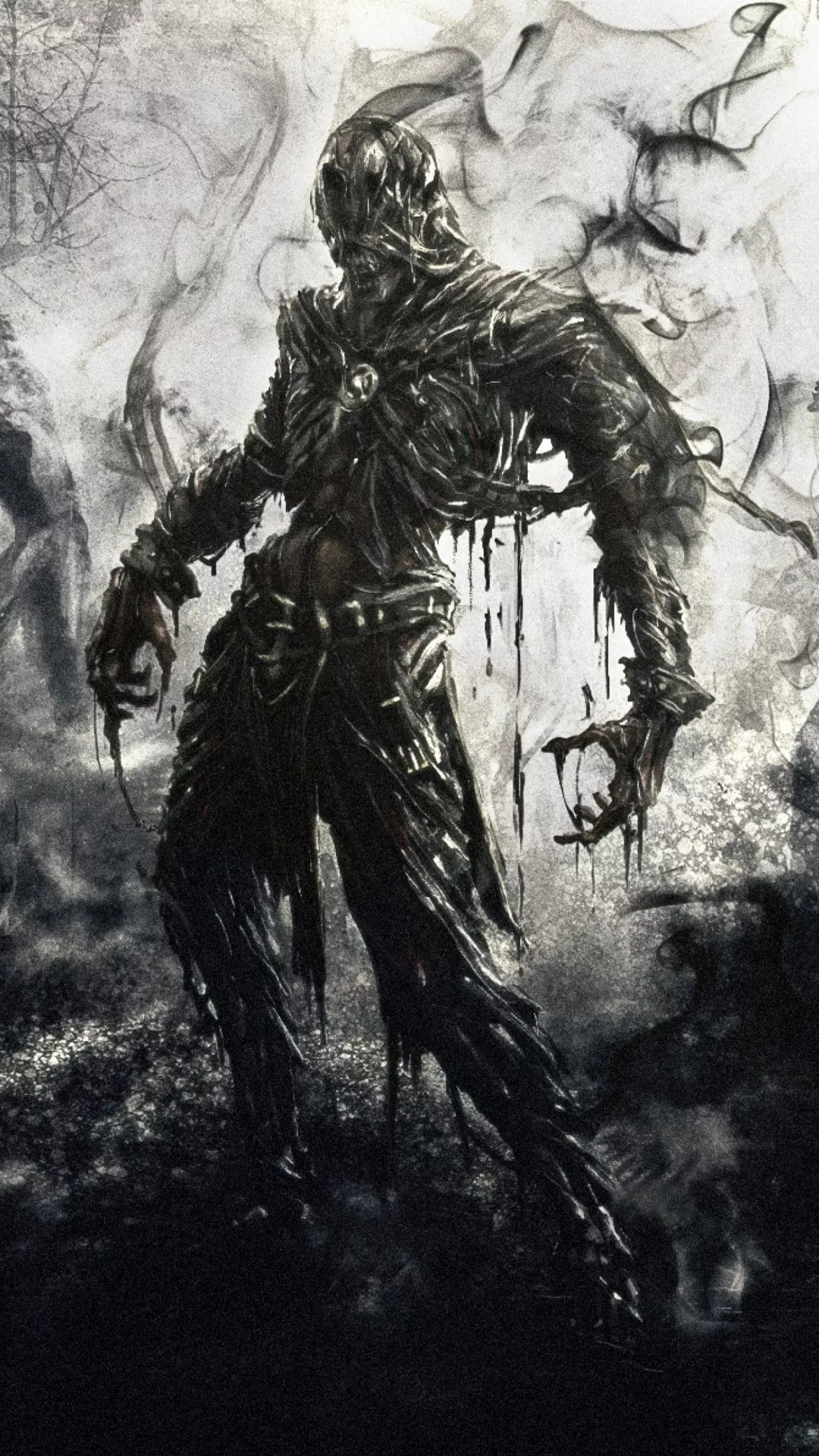 Zombie Hd Wallpaper Android zombie hd in 2020 Art