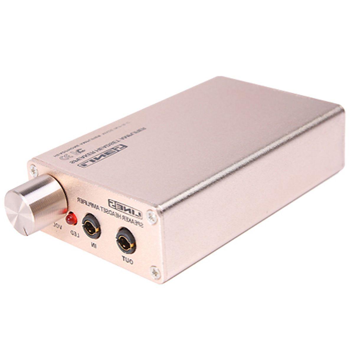 New Arrival High Quality Mini MP3 USB Digital Player FM Radio Remote Control LED Headphone Car Amplifier | #HeadphonesAmplifier