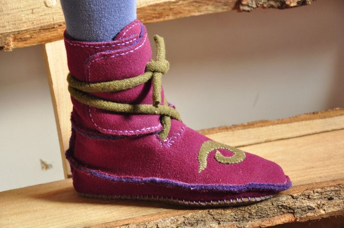 moccasin boot making