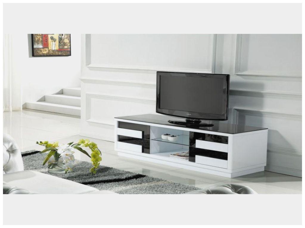 noir quadra meuble tv design