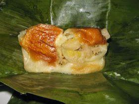 Resep Masakan Melayu Dan Minang Bongko Pisang Resep Masakan Masakan Pisang