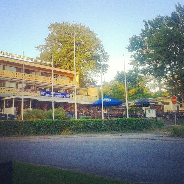 Funny memories of this hotel! #raseborg #stadshotel #ekenäs #hotels #accommodation #destinations #holidayseason #finland #tammisaari #summer #raseborgcool