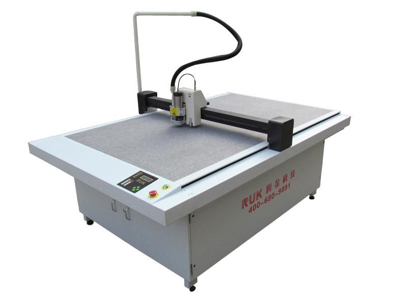 Cad Cutting Plotter Machine China Cutting Plotter Ruk