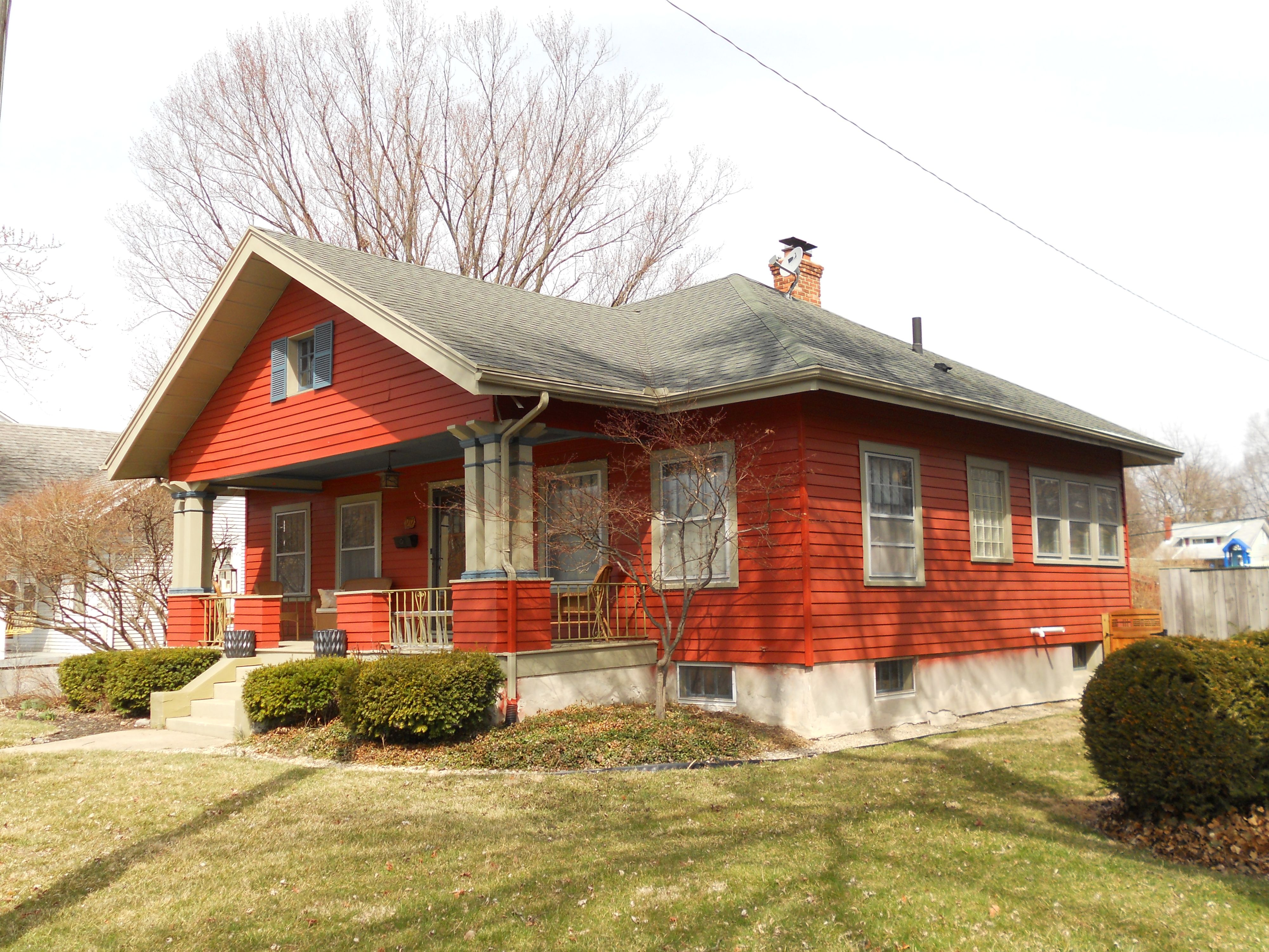 Sears Elsmore In Kettering Ohio With Images House Styles Victorian Homes