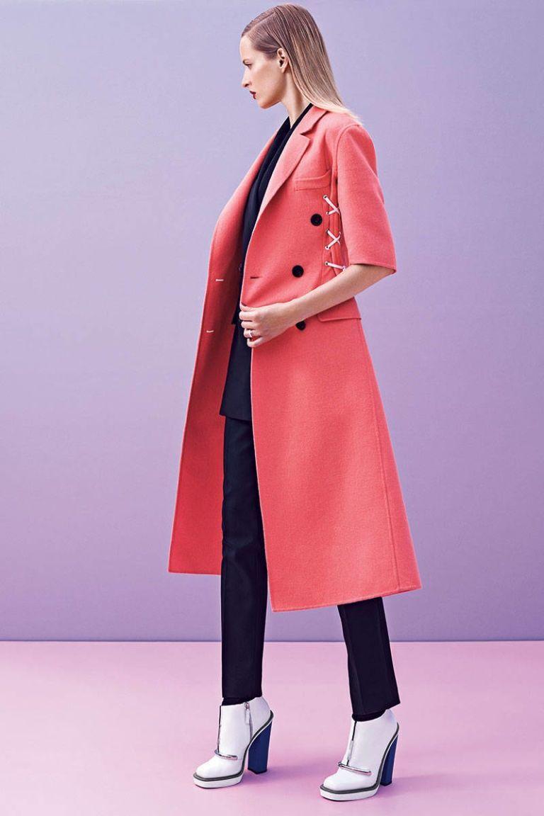 BOLD MEETS BEAUTIFUL - Dior coat & pants