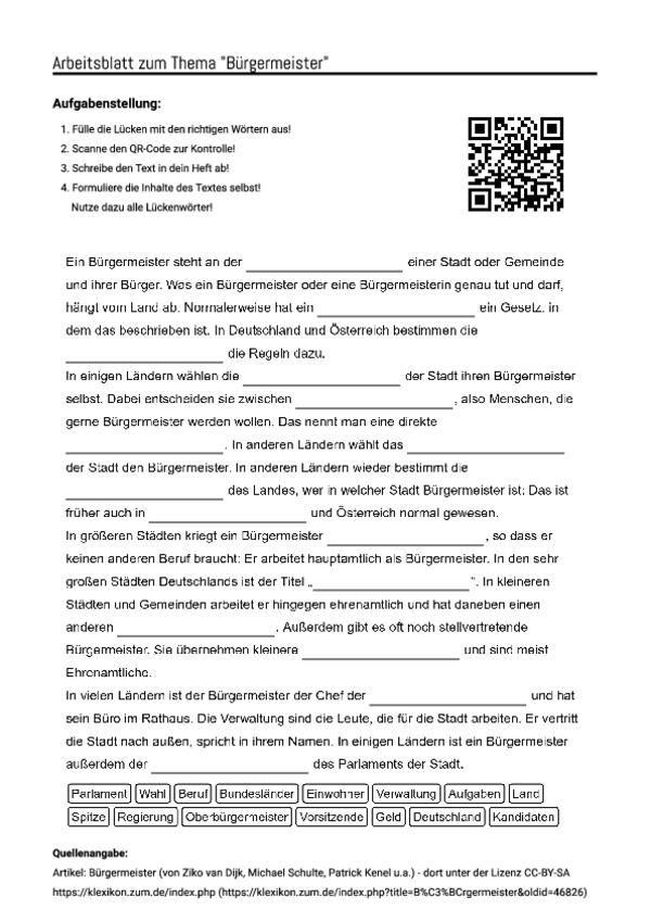 Famous Mengen Revolution Arbeitsblatt Photos - Kindergarten ...