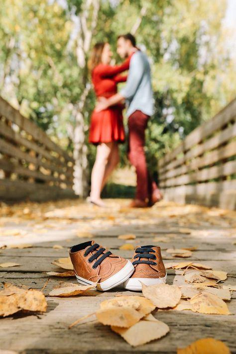 Herbst Mutterschaftsfoto – Fotografie – #Foto #Autumn #Maternity #photogra …   – category