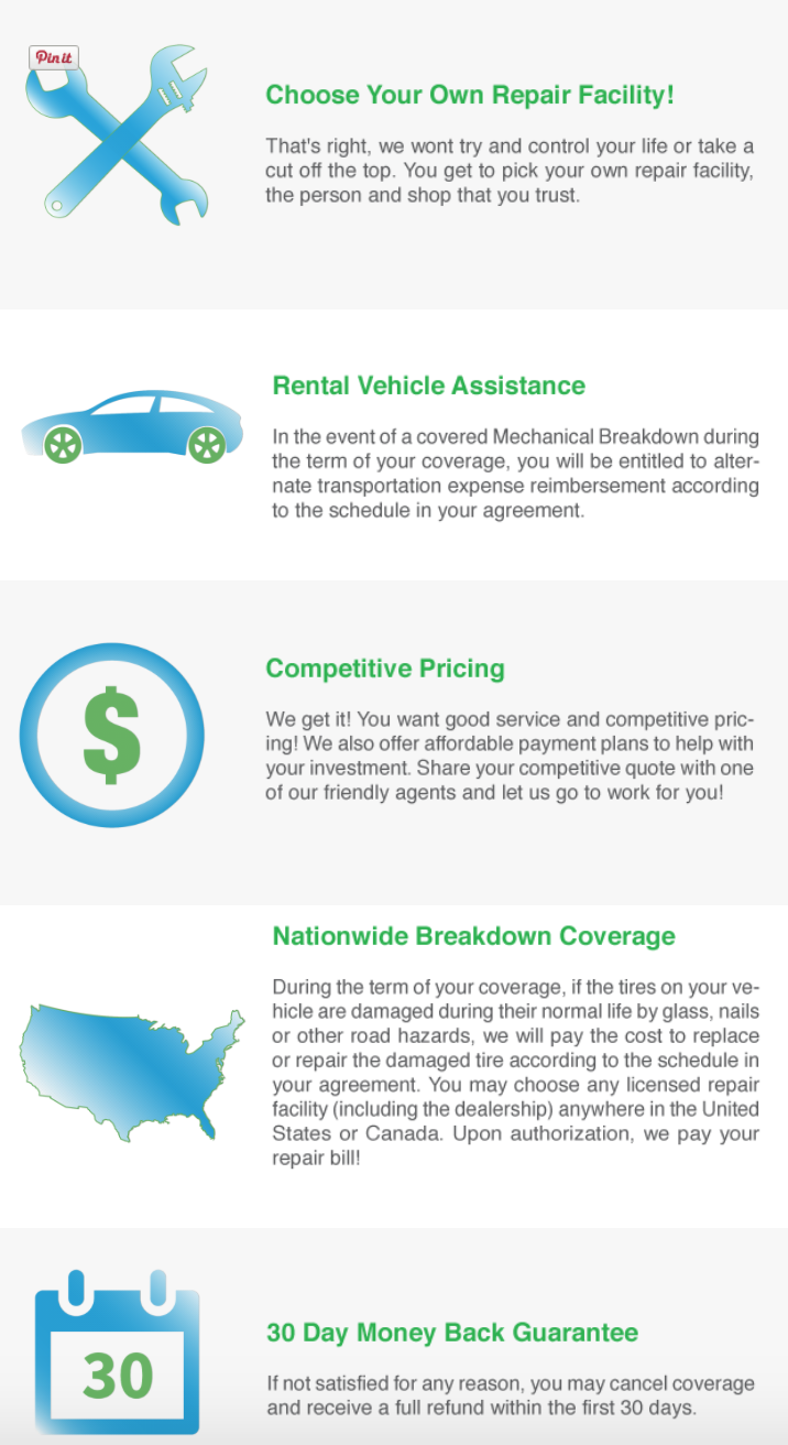 The Benefits Of A Vehicle Protection Plan From How To Plan Vehicle Warranty Peace Of Mind