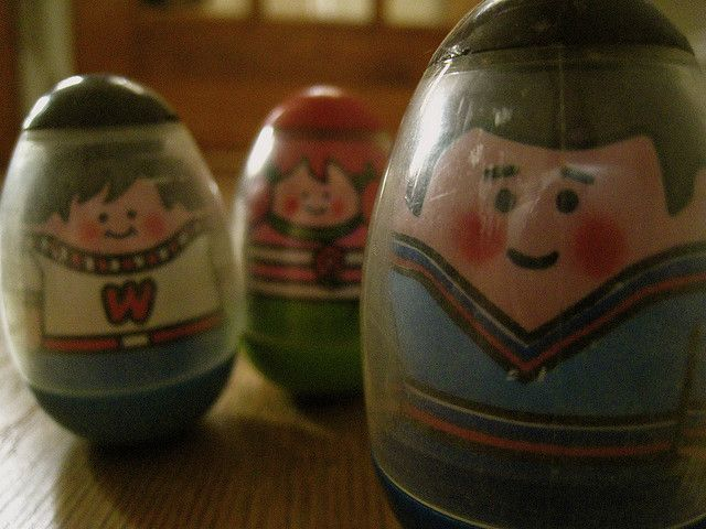 Weebles My Favorite Things T 70s Toys Childhood