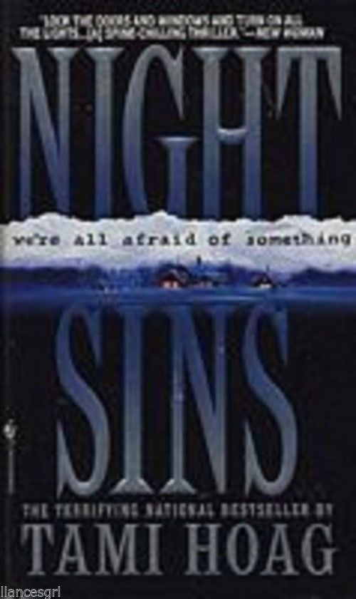 Night Sins By Tami Hoag 1996 Paperback Book Authors Book Worth Reading Tami Hoag