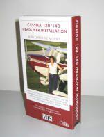 Cessna 120/140 Headliner Installation Video   My Cessna 120