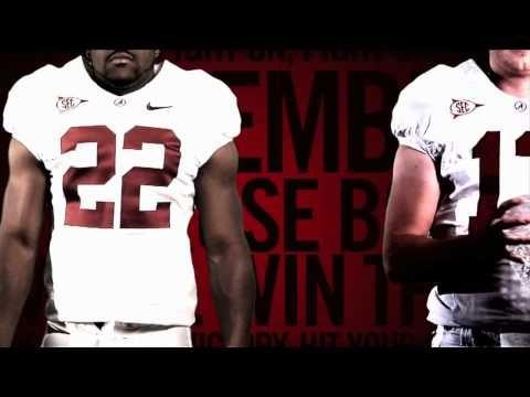 Alabama 2010 Football Intro