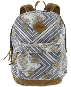 O'Neill Juniors' Shoreline Backpack - Blue