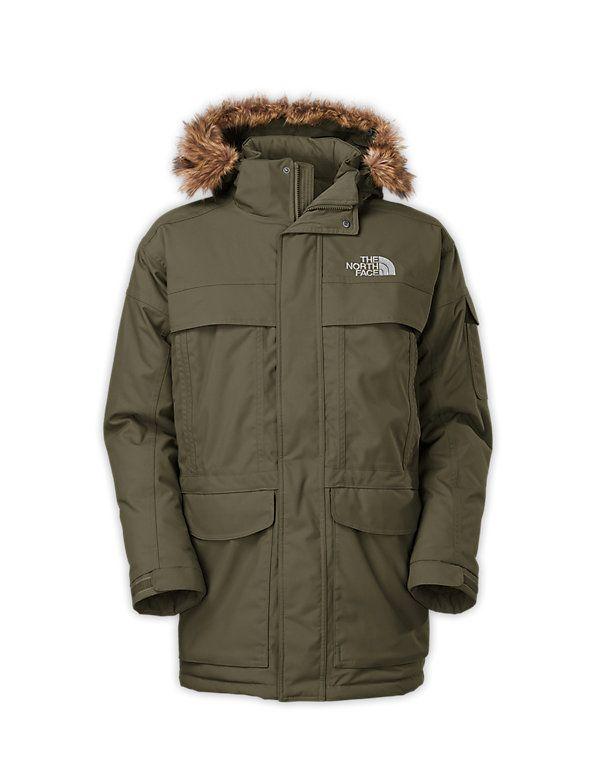 The North Face Men s Jackets   Vests MEN S MCMURDO PARKA  015a82f26