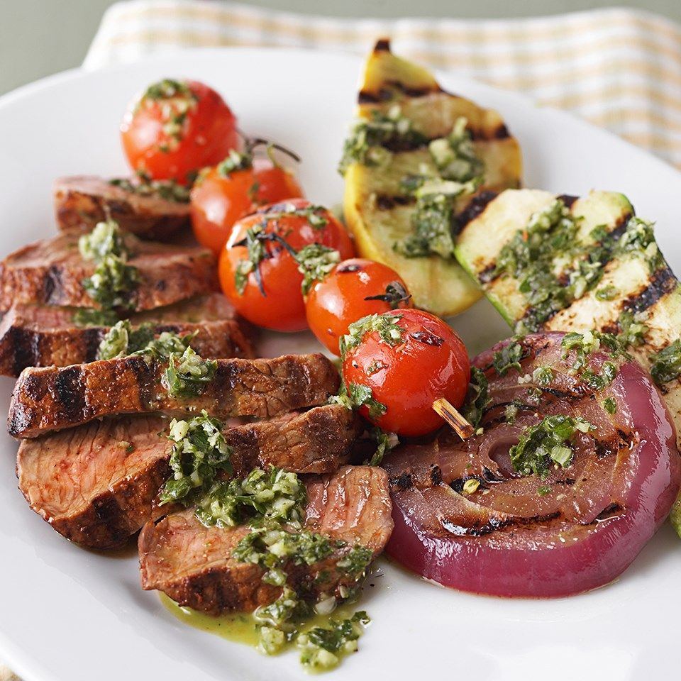 Main Ingredient Recipes: Originally From Uruguay And Argentina, Chimichurri Is A