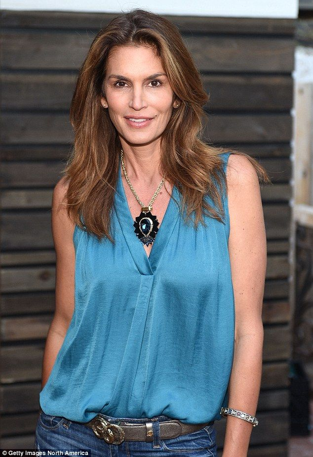 Cindy Crawford S Daughter Talks: Best 25+ Cindy Crawford Family Ideas On Pinterest