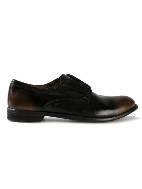 9736c4b87 Shop Officine Creative  Lexicon  Derby shoes in Madison from the world s  best independent boutiques at farfetch.com. Shop 400 boutiques at one  address.