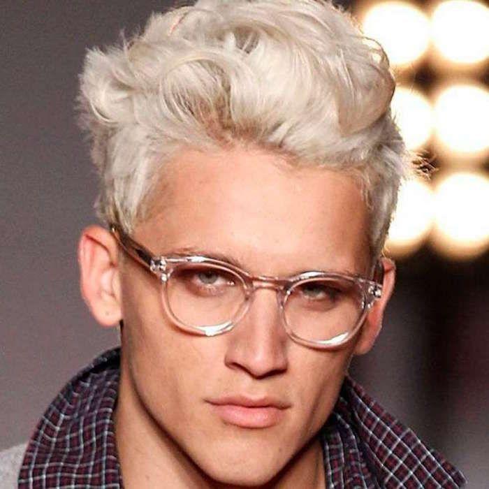 1001+ idées   Coiffure homme, Coloration blonde et Couleur cheveux