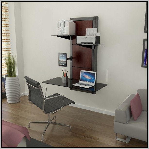 Wall Hanging Desk 21 best wall mounted desk designs for small homes | wall mounted