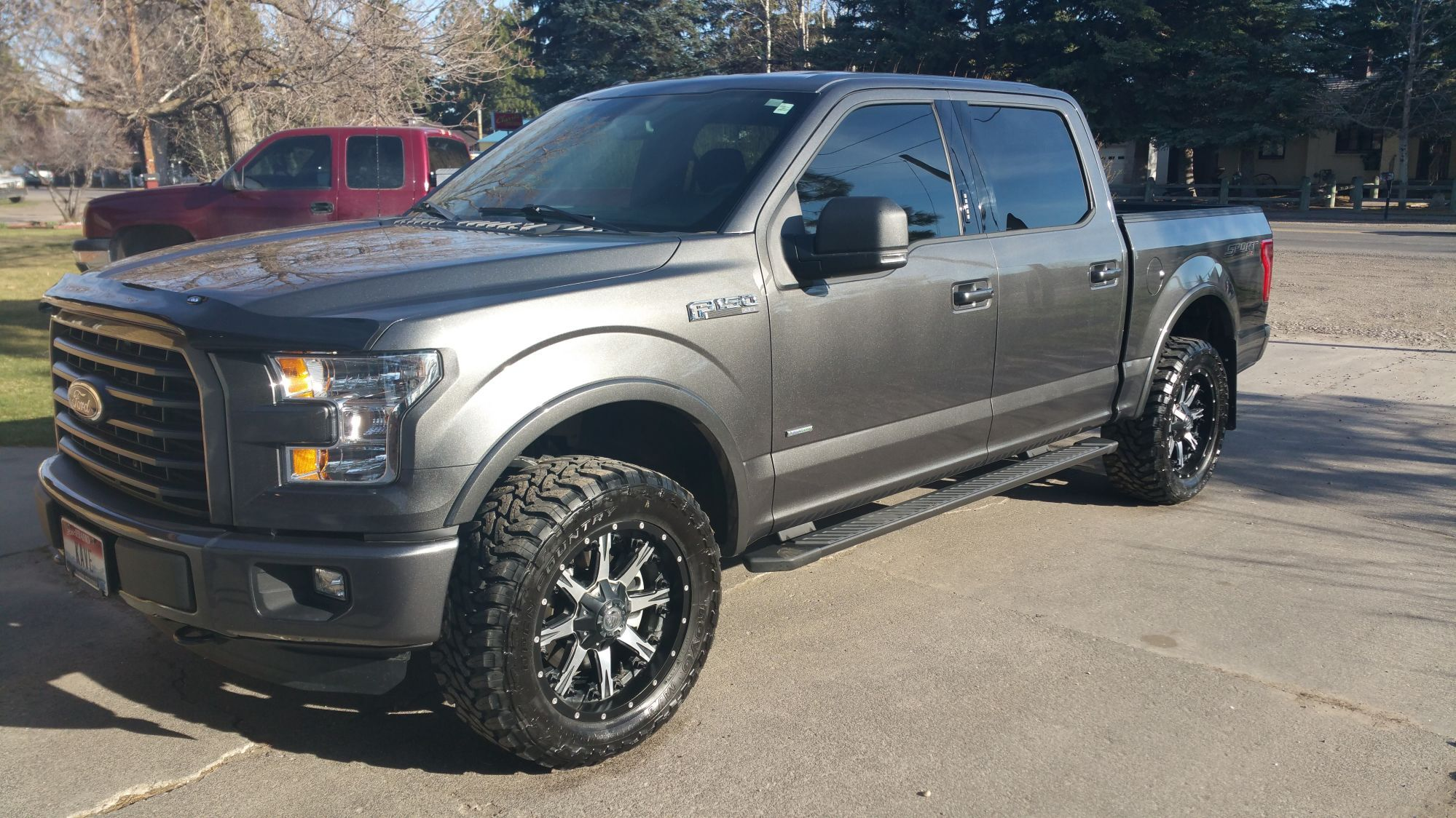 My 2015 Xlt Ford F150 Forum Community Of Ford Truck Fans Ford F150 Ford Trucks F150 Truck Accessories Ford