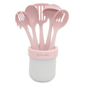 Pink Kitchenaid Utensils | Everything Pink | Pinterest | Die küche ... | {Küche pink kaufen 38}