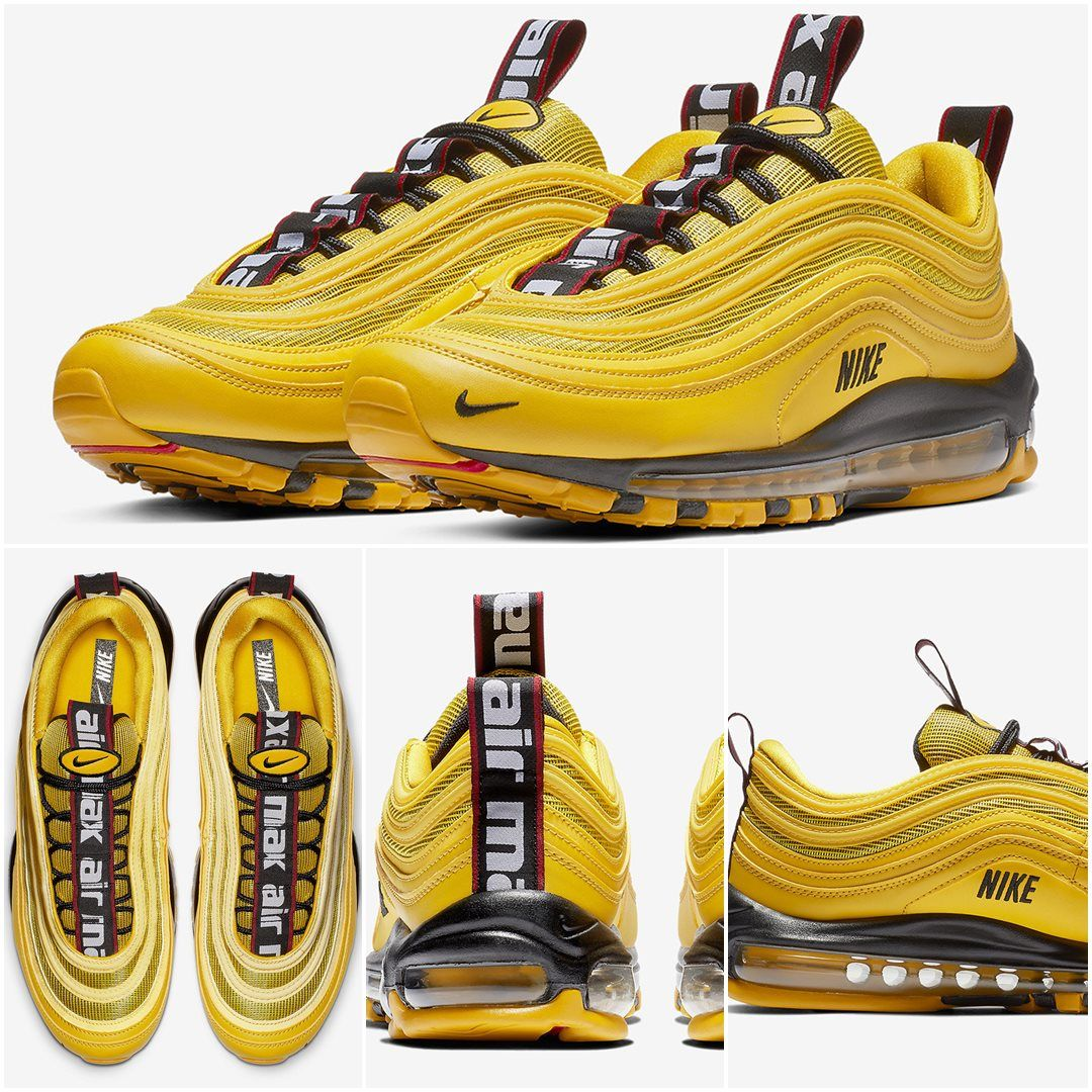 a25dbb9ee6df Nike Shoes · December · Air Max 97 Taxi Yellow