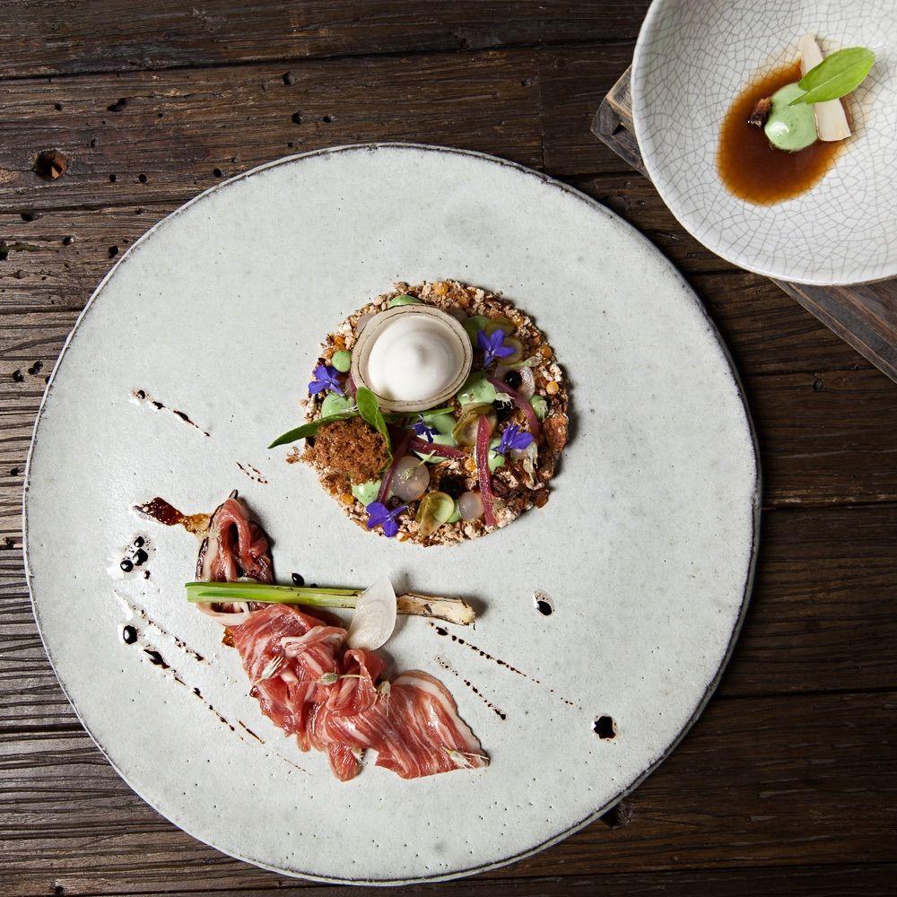 Gnadenlos gute Gerichte im Restaurant Rutz in Mitte | creme berlin