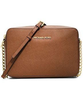 a59216568743 MICHAEL Michael Kors Jet Set Travel Large Crossbody - Handbags & Accessories  - Macy's